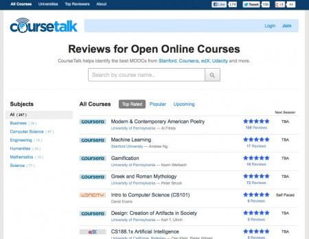 CourseTalk.org