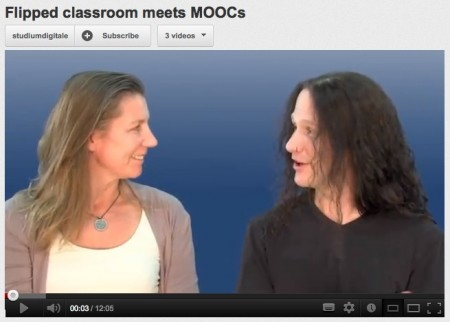 Flipped Classroom meets MOOCs - auf YouTube