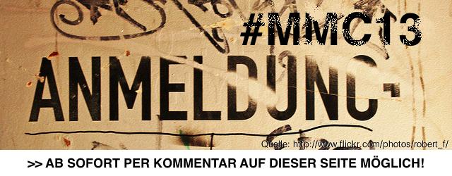 MMC13-Anmeldung-per-Kommentar