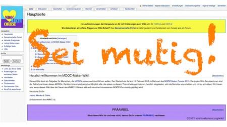 MOOC-Maker-Wiki_Sei-mutig_17-02-2013