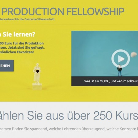 MOOC-Production-Fellowship
